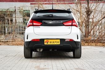 2017款纳智捷 U5 SUV 1.6L CVT名士版