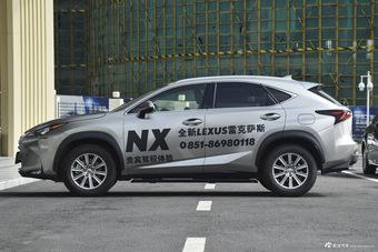 2016款雷克萨斯NX 2.0L自动200全驱锋尚版