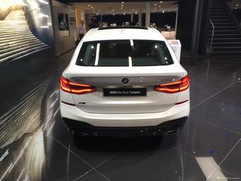 法兰克福车展探馆 宝马6系GT实车亮相