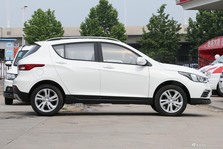 新车推荐!天津一汽骏派D60全国新车5.20万起