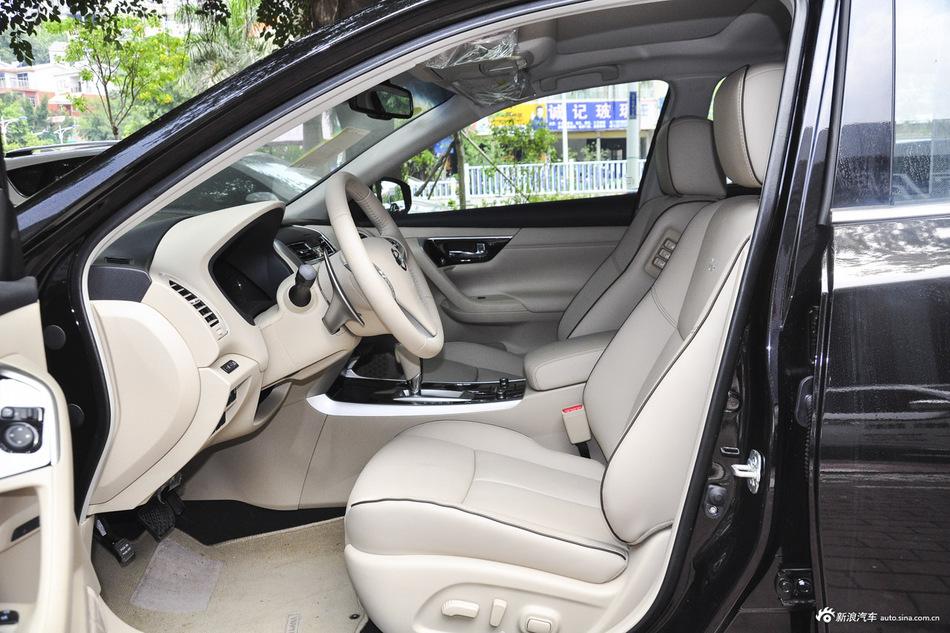 2016款天籁2.5L自动 公爵 XV-VIP旗舰版