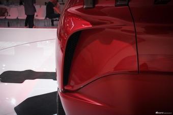 2017广州车展实拍WEY XEV概念车 造型夸张