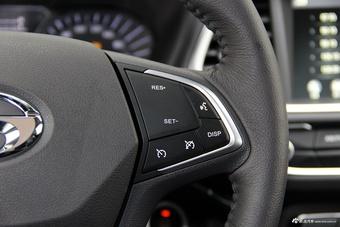 2017款传祺GS4 1.5T自动两驱豪华智联版