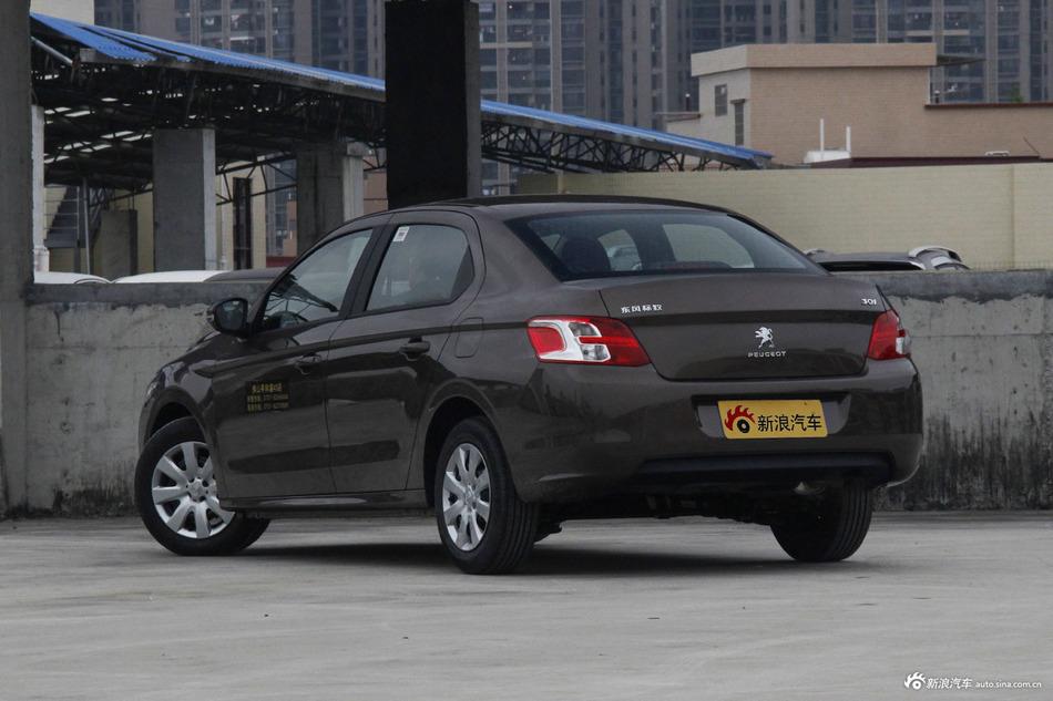 2016款标致301 1.6L自动舒适型