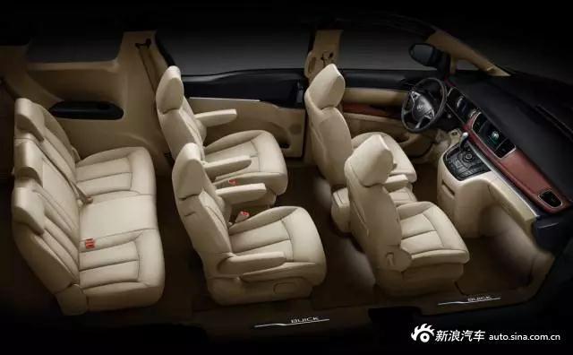 别克全新GL8商旅车上市 售价22.99万起