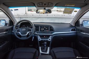 2016款领动 1.6L自动智炫豪华型