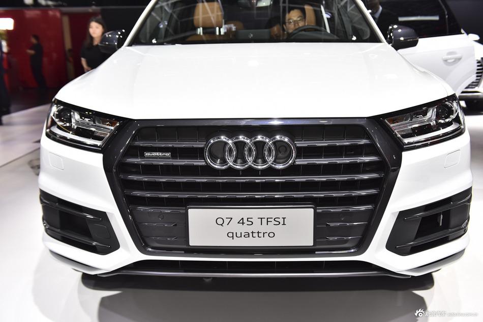 新车优惠8.2折起 奥迪Q7新浪全国促销