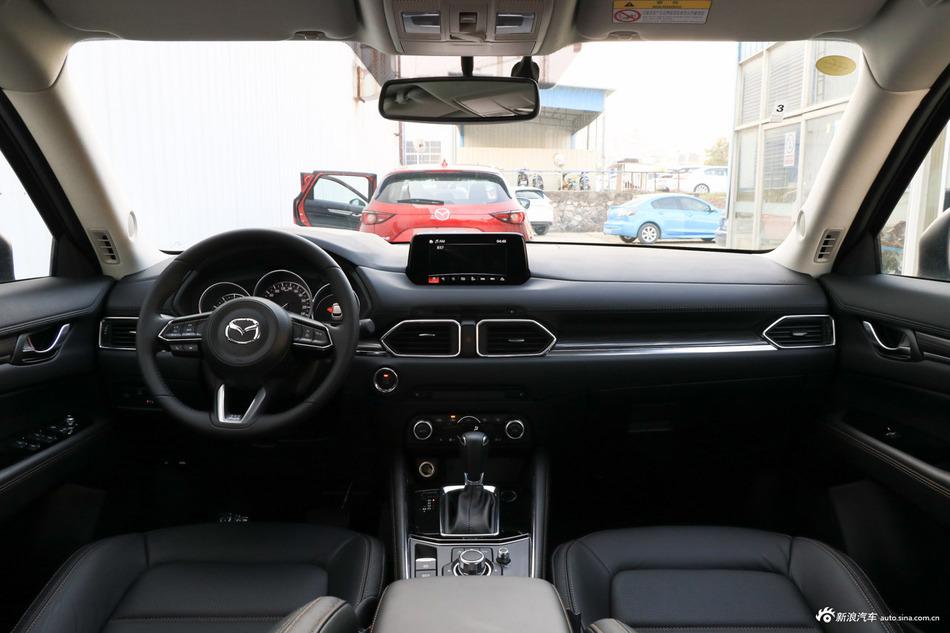 2017款马自达CX-5 2.5L自动两驱智尊型