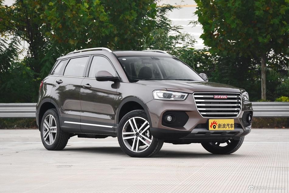 3月新车比价 哈弗H6 Coupe售价10.01万起