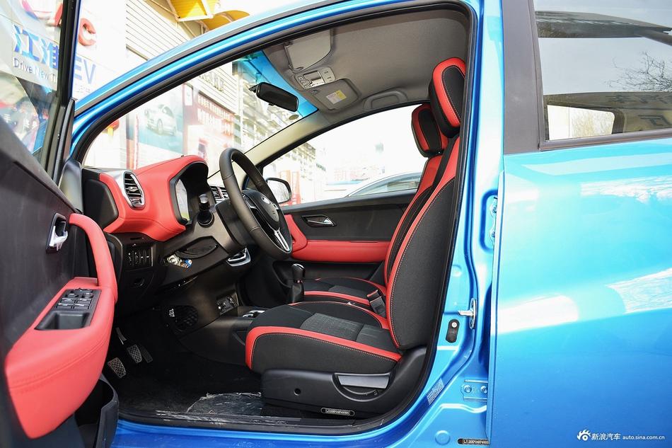 2017款瑞风S2 mini 1.3L手动运动版
