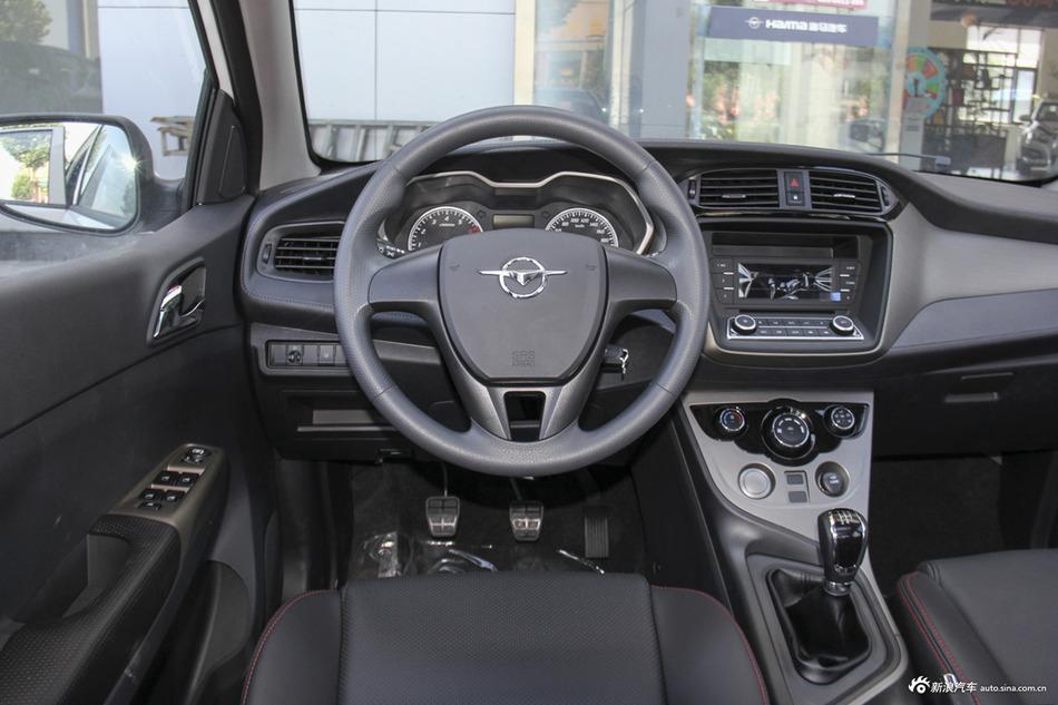 全国最高直降0.50万元,海马汽车海马M3新车近期优惠热销