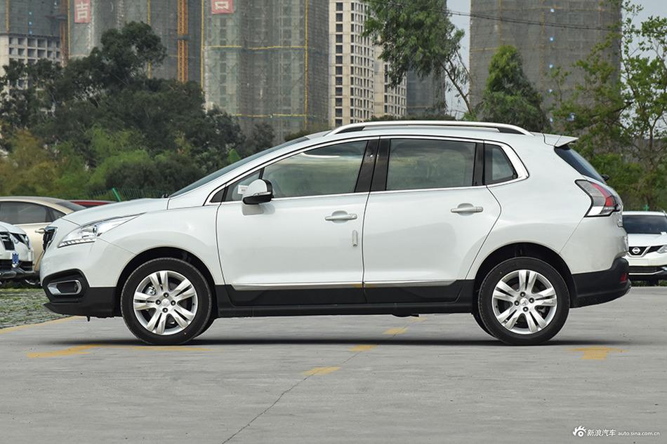 5月比价 标致3008新车11.07万起