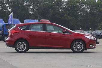 2017款福克斯两厢1.5T自动精英型EcoBoost 180