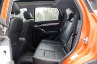 2015款绅宝X65 2.0T自动豪华型 烈焰橙