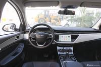 2018款艾瑞泽GX 1.5T CVT型色版