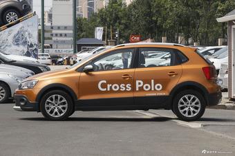 2016款POLO 1.6L自动Cross