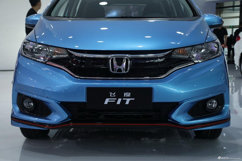 4月限时促销 本田飞度新车8.9折起