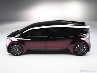 2018款丰田Fine-Comfort Ride Concept