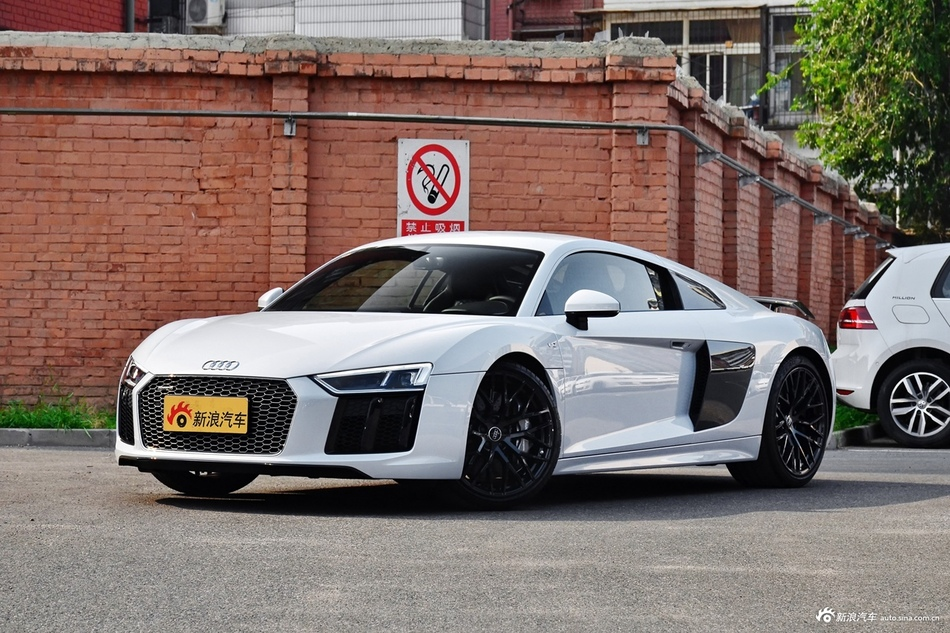 2016款奥迪R8 V10 Coupe Performance