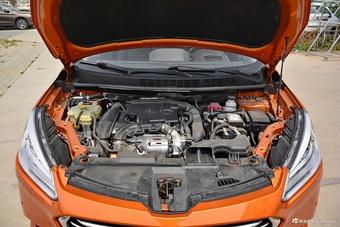 优6 SUV底盘图