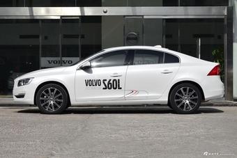 2018款沃尔沃S60L 2.0T自动T4智驭进取版