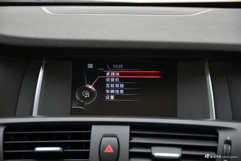 2016款宝马X3 2.0T自动sDrive20i(白)