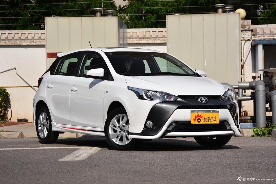 丰田YARiS L致炫全国最低7.7折,最高优惠1.67万