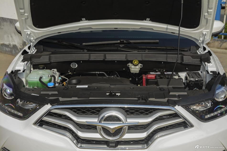 2018款海马S5青春版 1.6L自动旗舰型