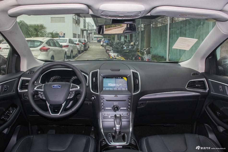 2018款锐界2.0T自动四驱尊锐型EcoBoost 245 7座