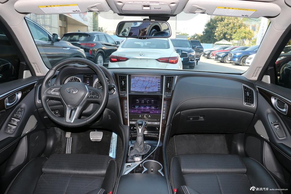 英菲尼迪Q50L够狠,这车最高直降8.73万,买竞品的都后悔了!
