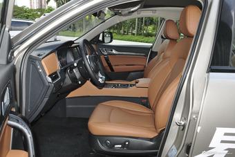 众泰T600 Coupe空间图