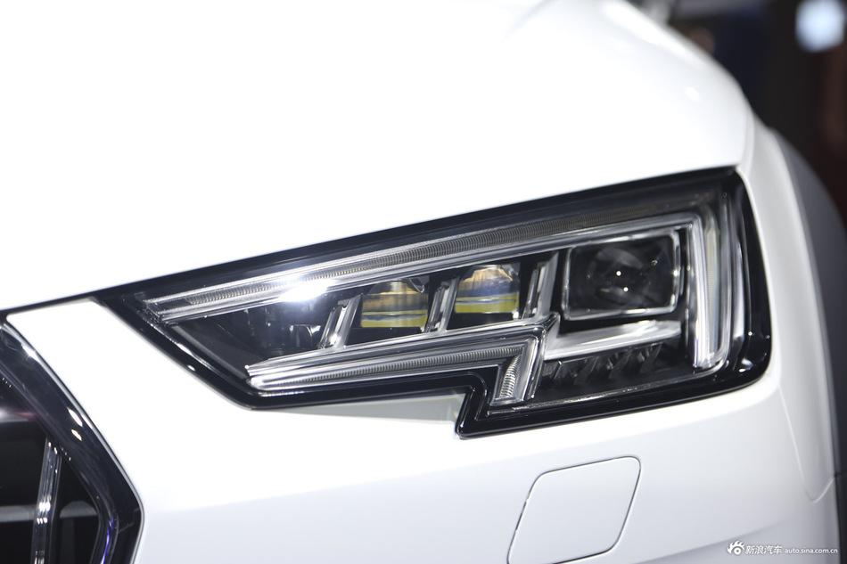 奥迪A4(进口)最低享8.9折 新浪购车报名中