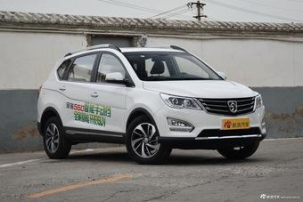 2016款宝骏560 .1.8L AMT智能手动豪华型 (白色)