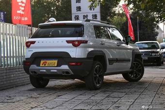 2016款北京BJ20 1.5T 自动CVT豪华型