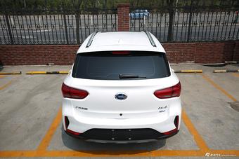 实拍 广汽丰田首款纯电动SUV ix4 EV