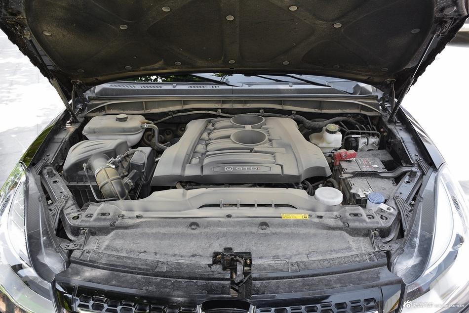 2016款驭胜S350 2.0T自动四驱汽油超豪华版5座
