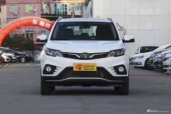 2018款东南DX3 1.5T自动尊贵型