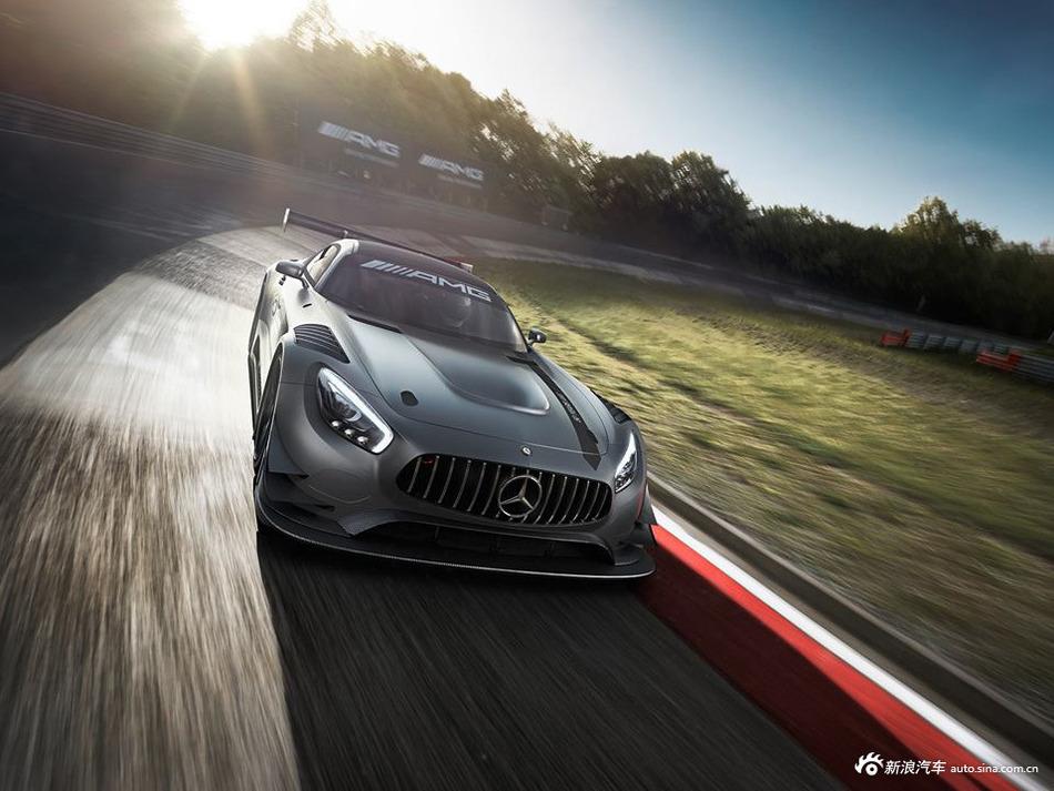 AMG GT最低9.4折 新浪购车享特价