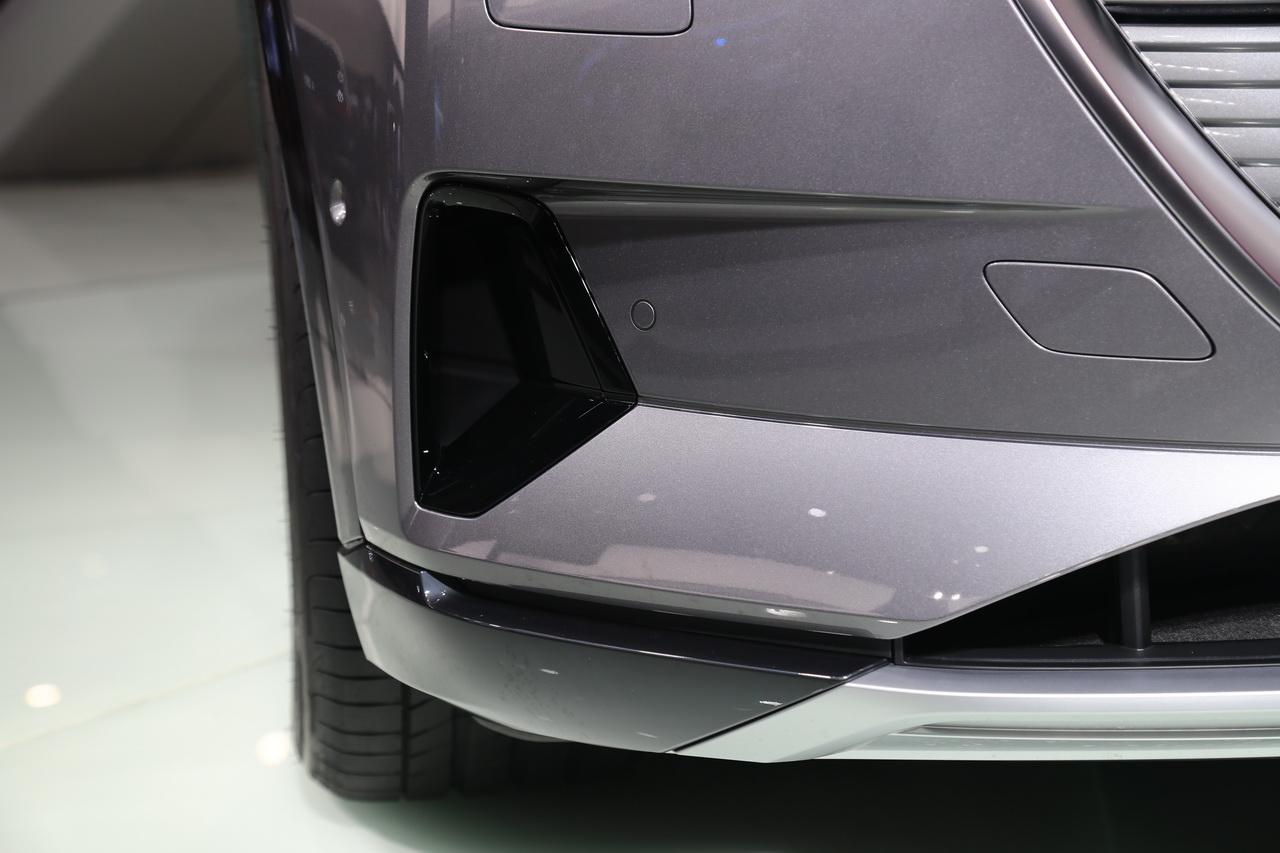 2018广州车展实拍:奥迪e-tron新能源