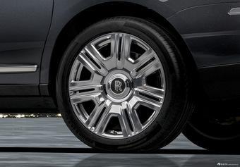 图集|劳斯莱斯库里南 全球最贵的SUV之一