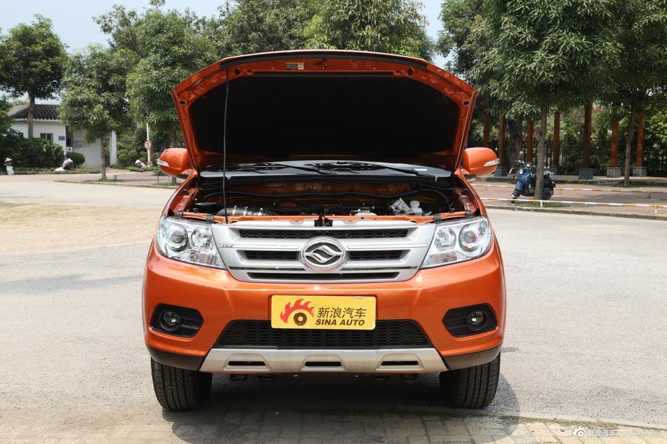 2016款黄海N1 2.8T手动柴油两驱运动版JE493ZLQ4CB