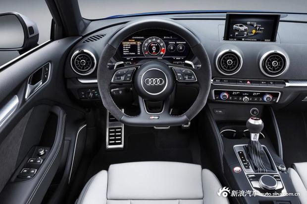 新款奥迪RS 3 Sportback