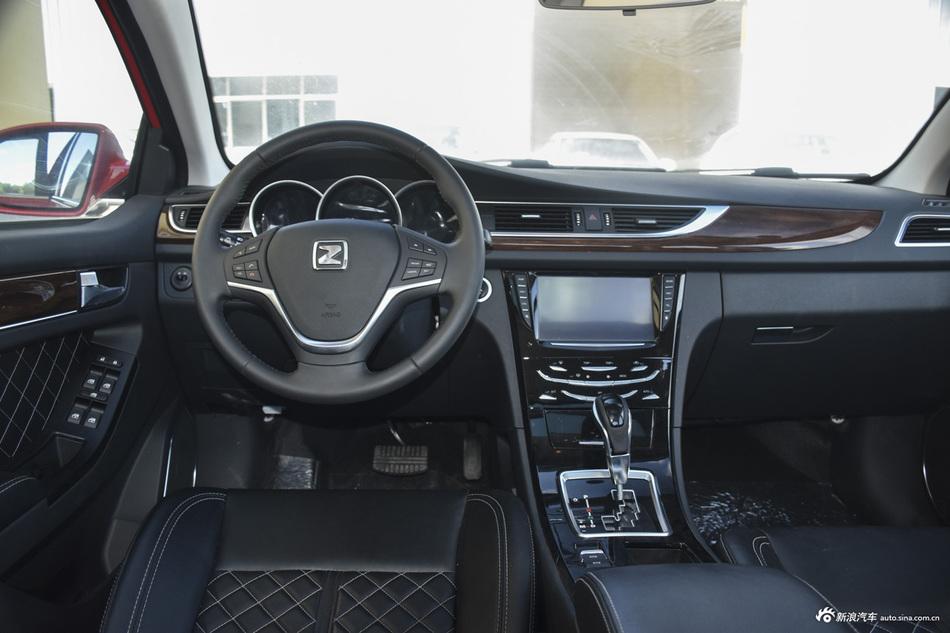 众泰Z5009.2折起  新浪购车促销中