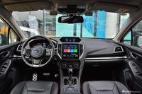 2018款斯巴鲁XV 2.0L自动全驱尊贵版EyeSight
