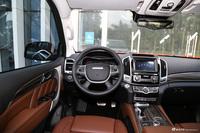 2017款哈弗H9 2.0T自动汽油尊贵型7座