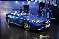 或换4座布局 奔驰新SL级最快2020年发布