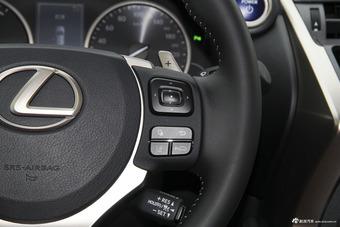 2017款雷克萨斯NX300 2.0T自动全驱锋尚版