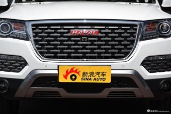 2017款哈弗H8 2.0T自动汽油两驱智享型
