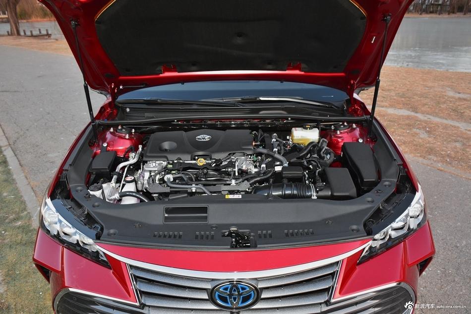2019款亚洲龙双擎2.5L自动Limited旗舰版国V