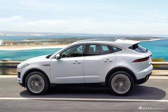 捷豹发布第二款SUV E-PACE海外售价不到30万人民币